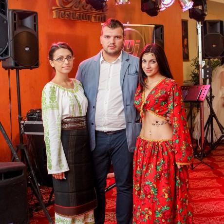 DJ Cip, Alexandra si Larisa